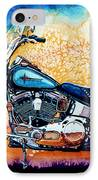 Harley Hog I IPhone Case