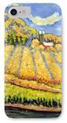 Harvest St Germain Quebec IPhone Case