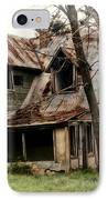 Haunted IPhone Case by Marty Koch