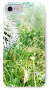 Hello IPhone Case by Lucy D
