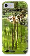 Hells Run Reflections IPhone Case by Adam Jewell