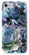 Hens And Chicks Series - Evening Light IPhone Case by Moon Stumpp