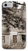 Hidden Behind The Pines IPhone Case by Colleen Kammerer
