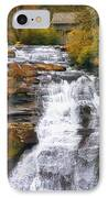 High Falls IPhone Case by Scott Norris