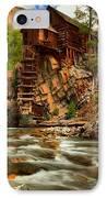 Historic Colorado Landscape IPhone Case