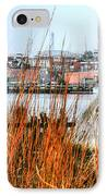 Historic Wilmington IPhone Case by JC Findley