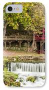 Hodgson Mill IPhone Case by Steven Bateson