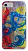 Hold Me // Kembe M' IPhone Case