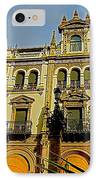 Hotel Alfonso Xiii - Seville IPhone Case by Juergen Weiss