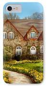 House - Westfield Nj - The Estates  IPhone Case