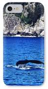 Humpback Whale Alaska IPhone Case