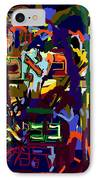 I Believe With Complete Faith In The Coming Of Mashiach 3 IPhone Case by David Baruch Wolk