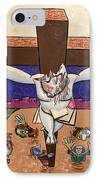 I Sacrificed Myself For You IPhone Case by Anthony Falbo