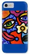 I Think I Like You IPhone Case by Steven Scott
