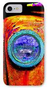 impressionistic photo paint GS 019 IPhone Case by Catf