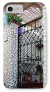 In Capri IPhone Case by Julie Palencia
