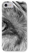 In The Eye IPhone Case