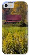 In The Heart Of Autumn IPhone Case