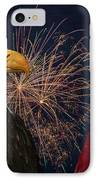 Independence Day IPhone Case by Angie Vogel