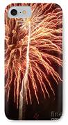 Independence Day Sparklers 2 IPhone Case by Deborah Smolinske