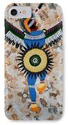 Indian Dance IPhone Case by Linda Egland