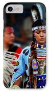 Indian Princess IPhone Case by Scarlett Images Photography