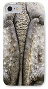 Indian Rhinoceros Tail IPhone Case
