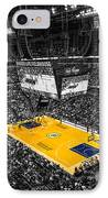 Indiana Pacers Special IPhone Case by David Haskett