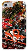 Indy 500  IPhone Case