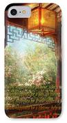Inspirational - Happiness - Simply Chinese IPhone Case
