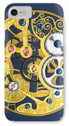 Internal Mechanisms IPhone Case