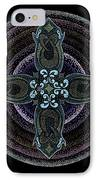 Into One's Highest IPhone Case by Keiko Katsuta