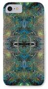 Intrigue Of Mystery Four Of Four IPhone Case by Betsy Knapp