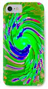 Iphone Cases Artistic Designer Covers For Your Cell And Mobile Phones Carole Spandau Cbs Art 153 IPhone Case by Carole Spandau