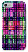 Iphone Cases Colorful Intricate Geometric Covers Cell And Mobile Phone Art Carole Spandau Cbs 169  IPhone Case