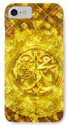 Islamic Calligraphy 013 IPhone Case