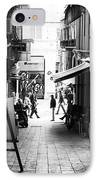 Istanbul Freeze Frame IPhone Case by John Rizzuto
