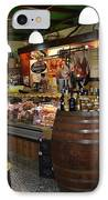 Italian Grocery IPhone Case by Dany Lison