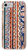 Iznik 19 IPhone Case by Rick Piper Photography