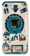 Iznik Kaaba IPhone Case by Rick Piper Photography
