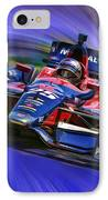 Izod Indycar Series Marco Andretti  IPhone Case