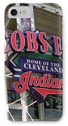 Jacobs Field - Cleveland Indians IPhone Case