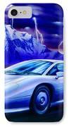 Jaguar 220 IPhone Case