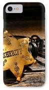 Jailer Tools IPhone Case by Olivier Le Queinec