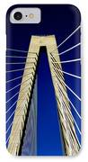 Jazz Of Charleston  IPhone Case by Karen Wiles