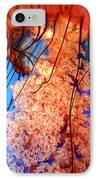 Jelly Atlanta Aquarium Ga IPhone Case by William Dey
