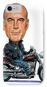 Jesse Ventura IPhone Case by Art