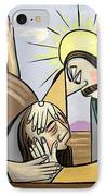 Jesus Will Meet You Where You Are IPhone Case