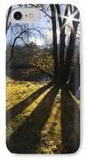 Jewel In The Trees IPhone Case by Debra and Dave Vanderlaan