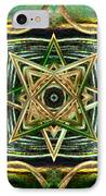 Jewellery Design - Abstract Art By Giada Rossi IPhone Case by Giada Rossi